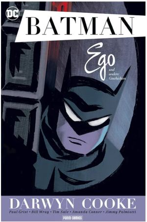 Darwyn Cooke: Batman – Ego