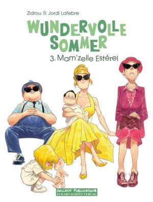 Wundervolle Sommer 3: Mam'zelle Esterel