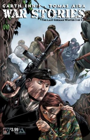 War Stories bei Avatar Press