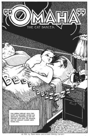 """""""Omaha"""" the Cat Dancer 3"""