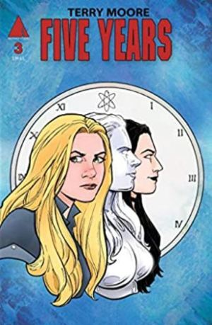 Terry Moore: Five Years