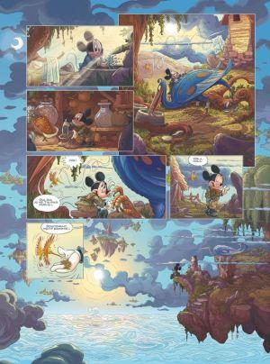 Micky in der alten Welt