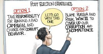 Obama Chooses War