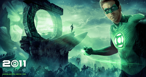 I Should Have Let The Green Lantern Movie Escape My Sight