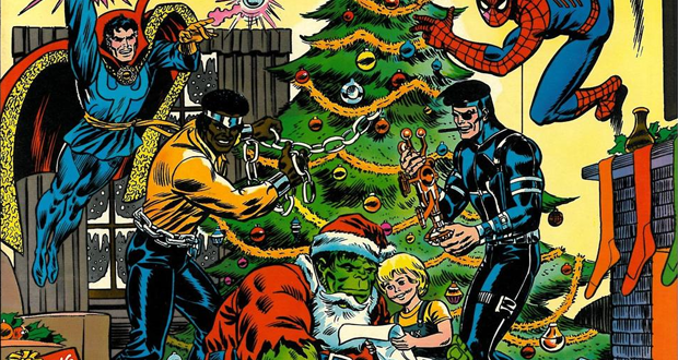 Top 5 Comic Book Related Things That I Want For Christmas