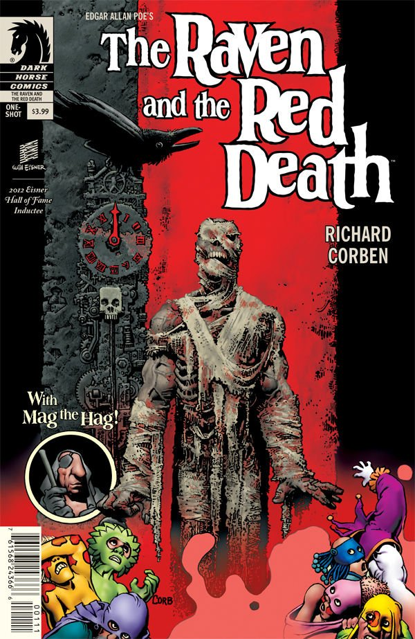 raven and red death 1