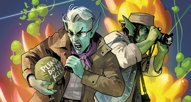What Comics To Watch For On Wednesday, 11/27
