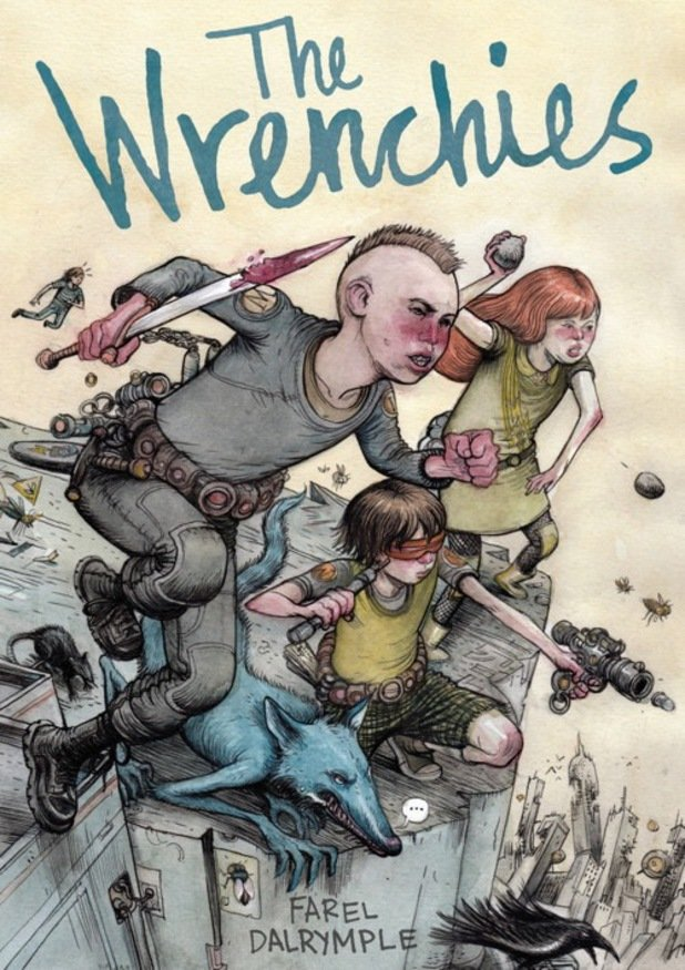 comics-the-wrenchies