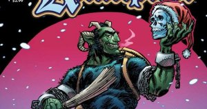 """Christmas In July With Brian Joines' """"Krampus!"""""""