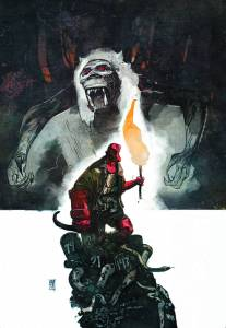 Hellboy And The B.P.R.D. #2