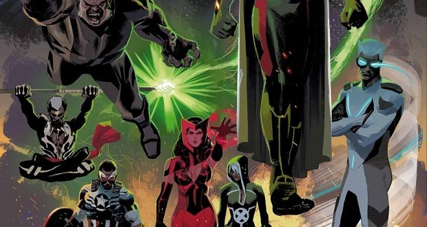 What Comics To Watch For On Wednesday, 1/28