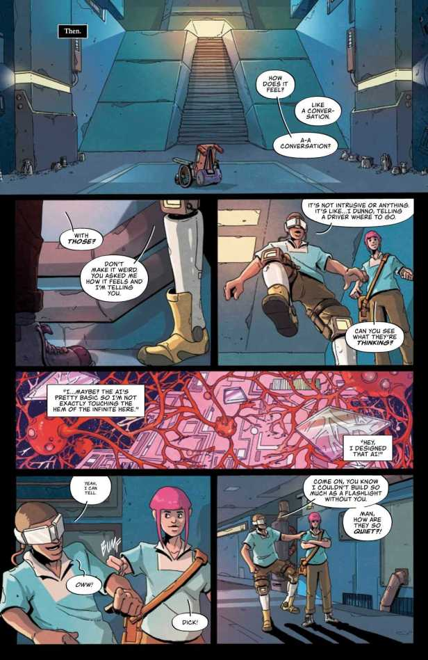 Giga #3, preview page 1