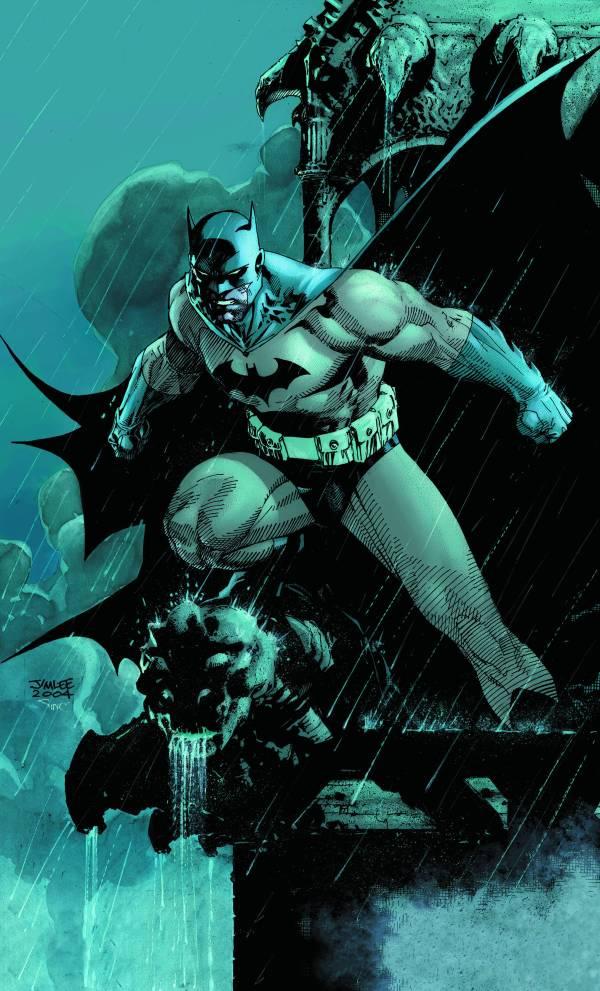 Jim Lee Batman