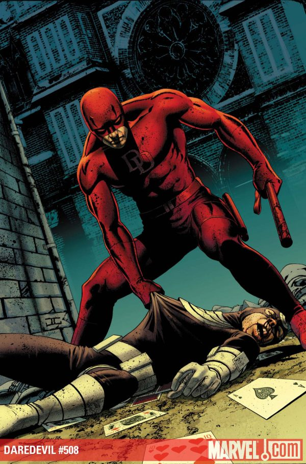 Daredevil #508 - Comic Art Community Of