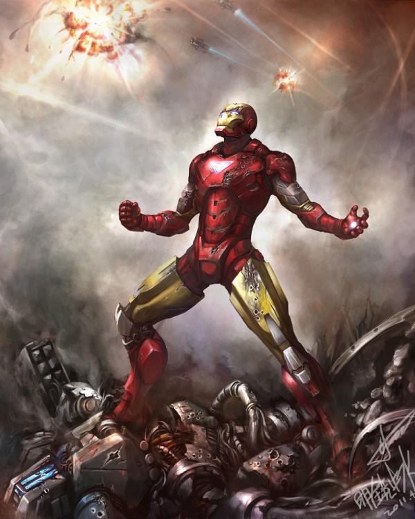 Iron Man - Comic Art Community Of