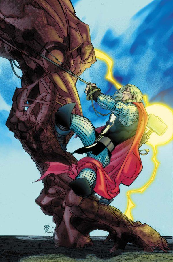 Thor #621 - Comic Art Community Of