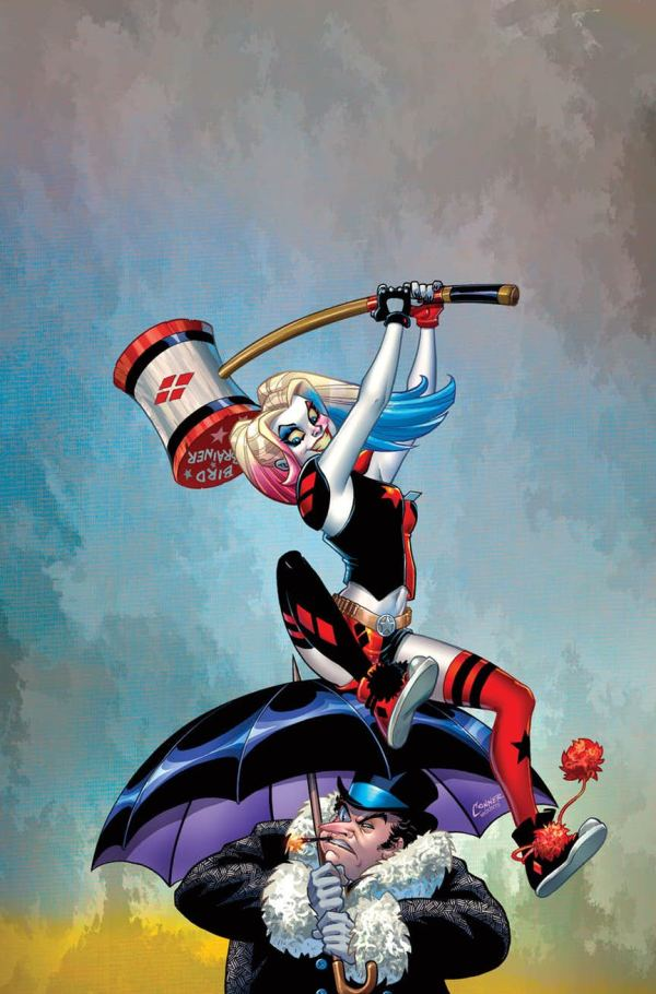 Harley Quinn #37 - Comic Art Community Of