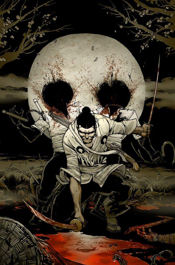 5 Ronin Punisher - Comic Art Community Of