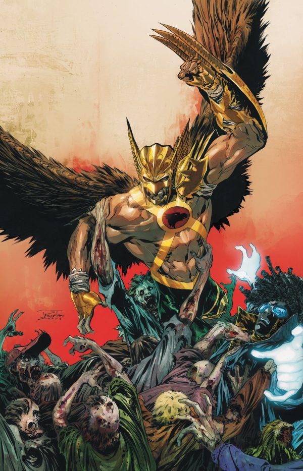 Savage Hawkman #7 - Comic Art Community Of