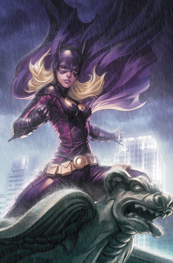 Batgirl #9 - Comic Art Community Of