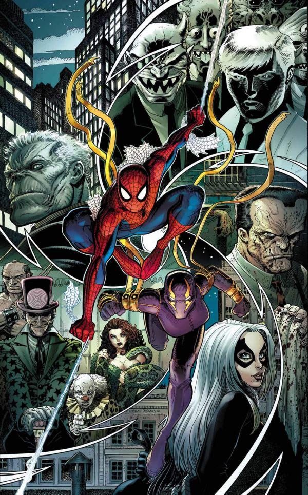 Amazing Spider-Man Comic 1