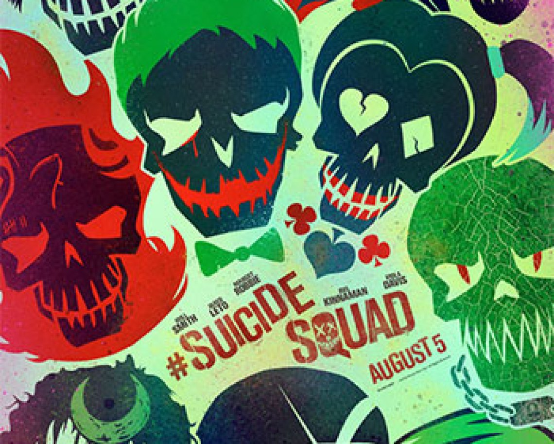 Suicide Squad Movie Review