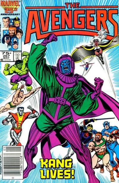 Kang - Top 5 Foes of the Avengers