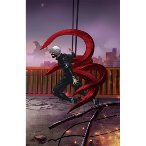 Kaneki The Bridge