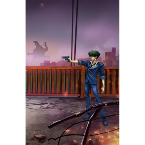 Spike Spiegel The Bridge