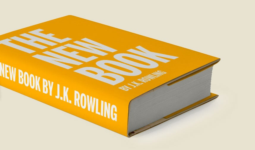 j k rowling's new book