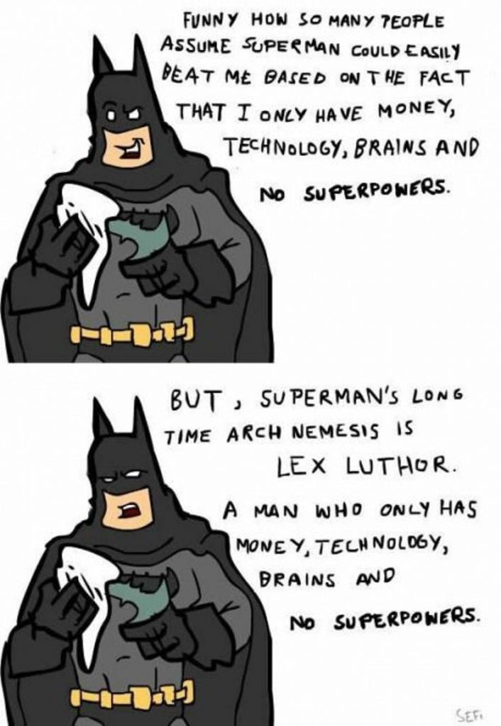 The 23 Most Hilarious DC Logic Comics Which Would Change