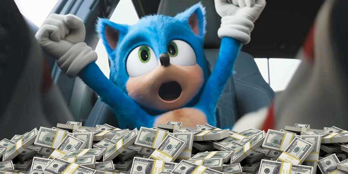 Sonic The Hedgehog Crosses The 200 Million Mark