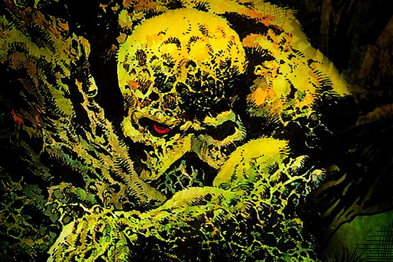 Swamp Thing - DC Universe