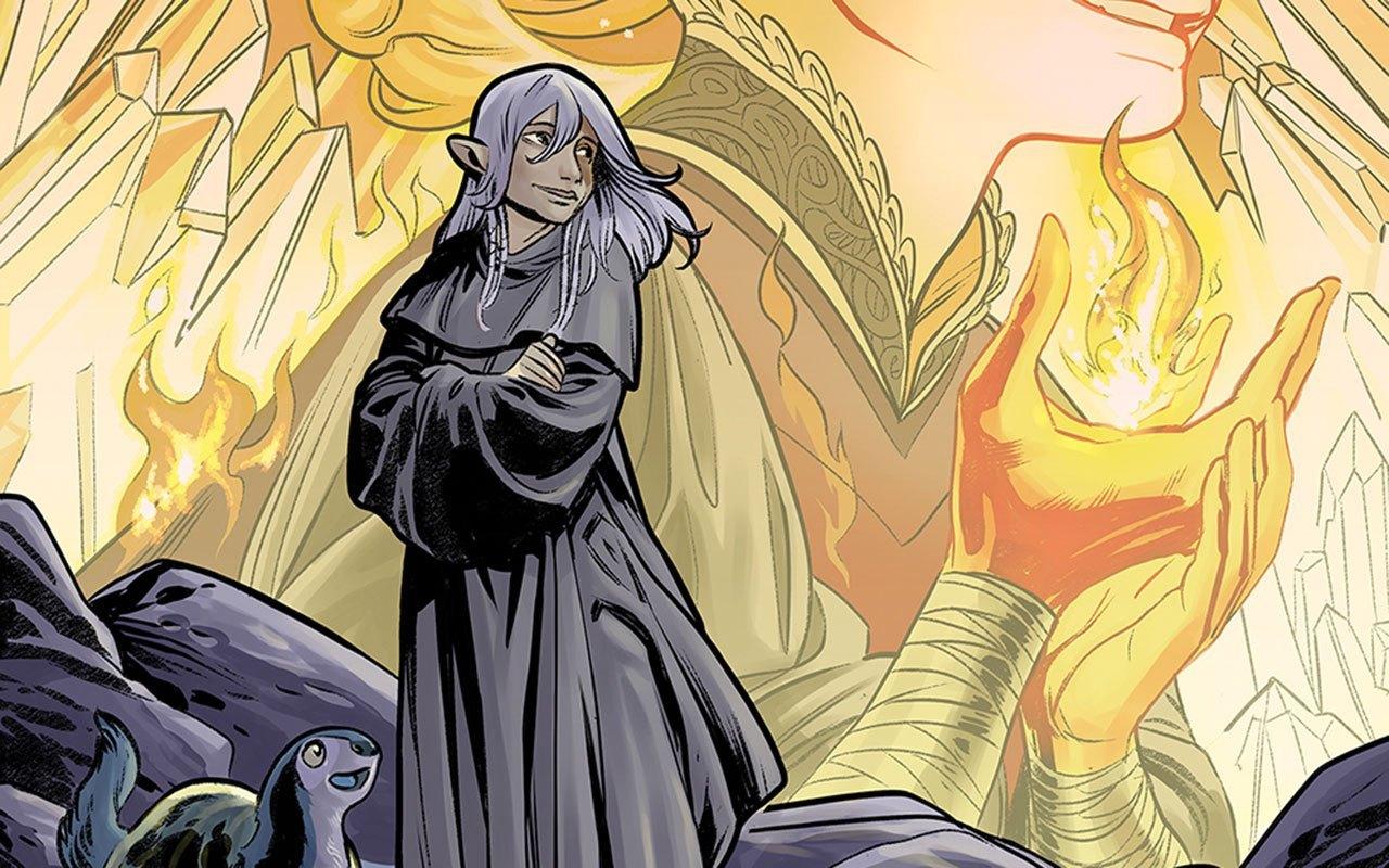 Jim Henson's Beneath the Dark Crystal #1