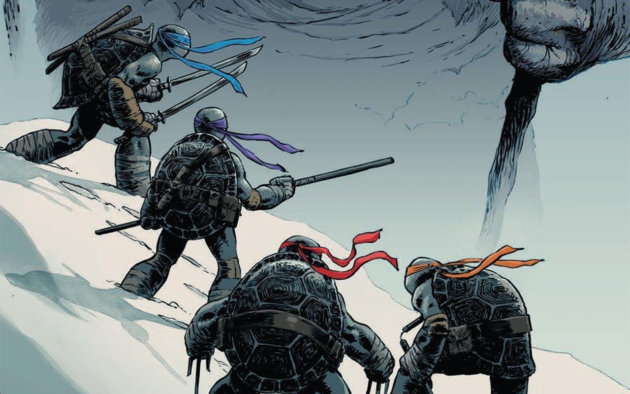 Teenage Mutant Ninja Turtles #83
