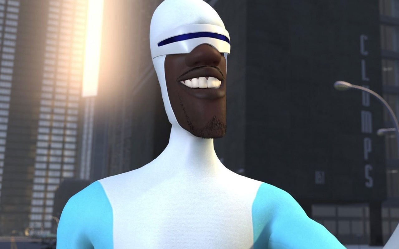 Does Frozone Die In The Incredibles 2