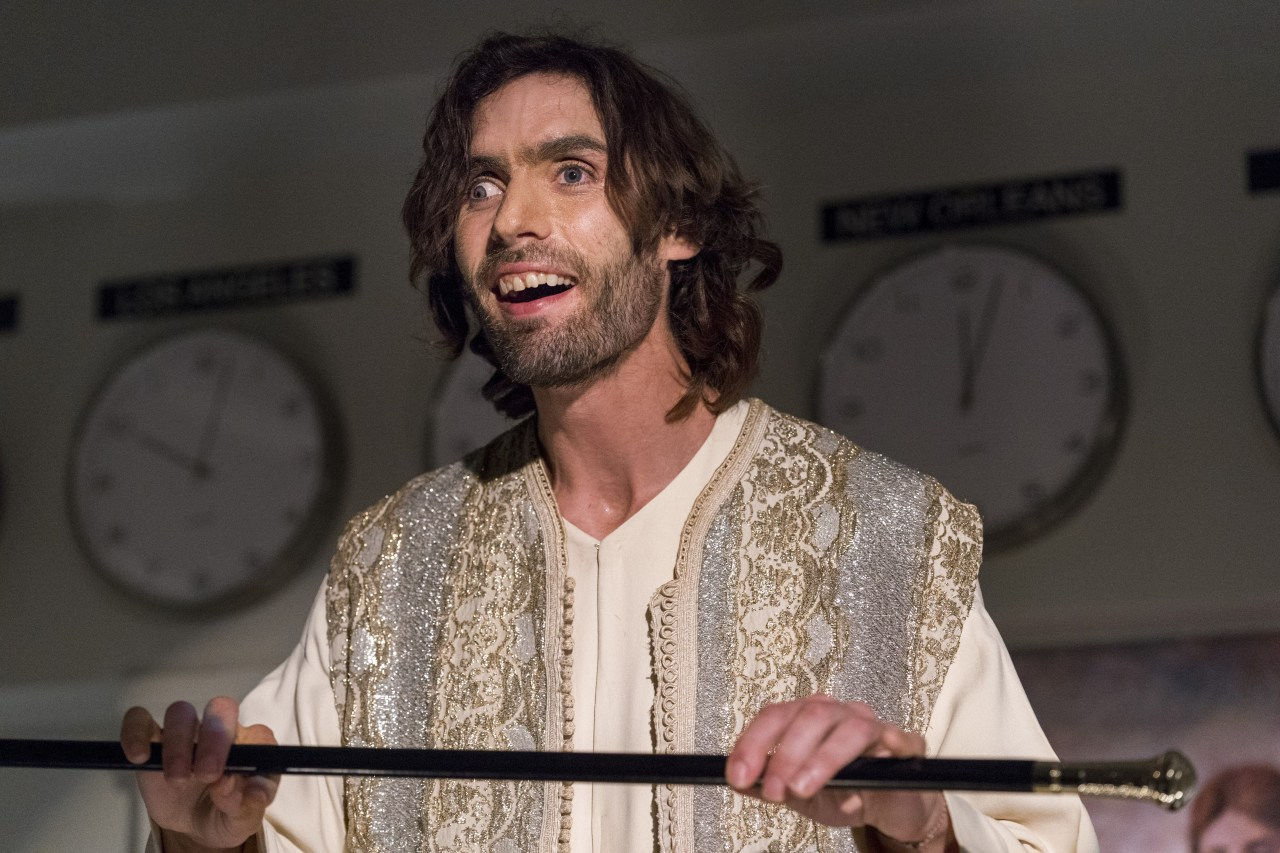 Tyson Ritter as Humperdoo - Preacher _ Season 3, Episode 5 - Photo Credit: Alfonso Bresciani/AMC/Sony Pictures Television