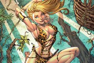 Sheena: Queen of the Jungle #10