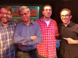 Comic Book Club - Paul Levitz and Tim Hamilton