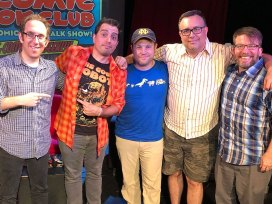 Comic Book Club - Shaun Harris and Fred Van Lente