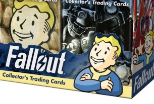 Fallout Collector's Trading Cards