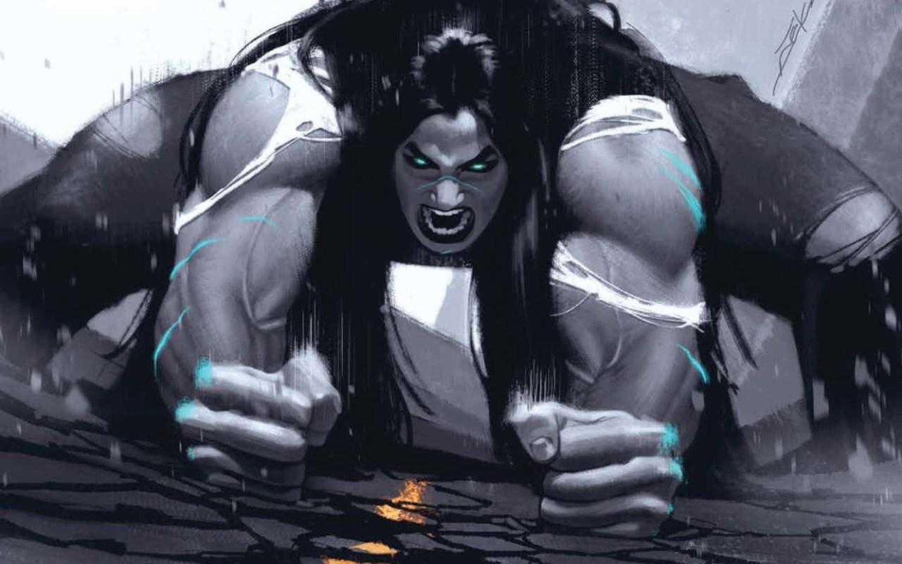 She-Hulk: Deconstructed