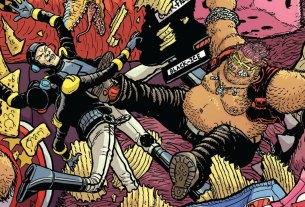 Teenage Mutant Ninja Turtles: Bebop & Rocksteady Hit the Road! #3