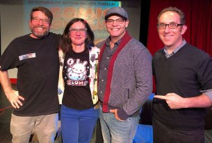 Comic Book Club - Crystal Skillman and Bobby Cronin