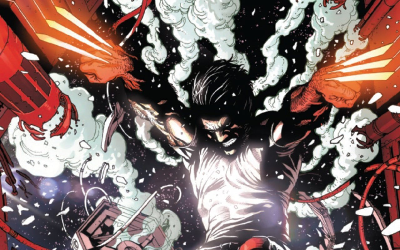 Return of Wolverine 5