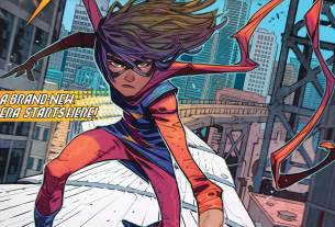 Magnificent Ms. Marvel #1