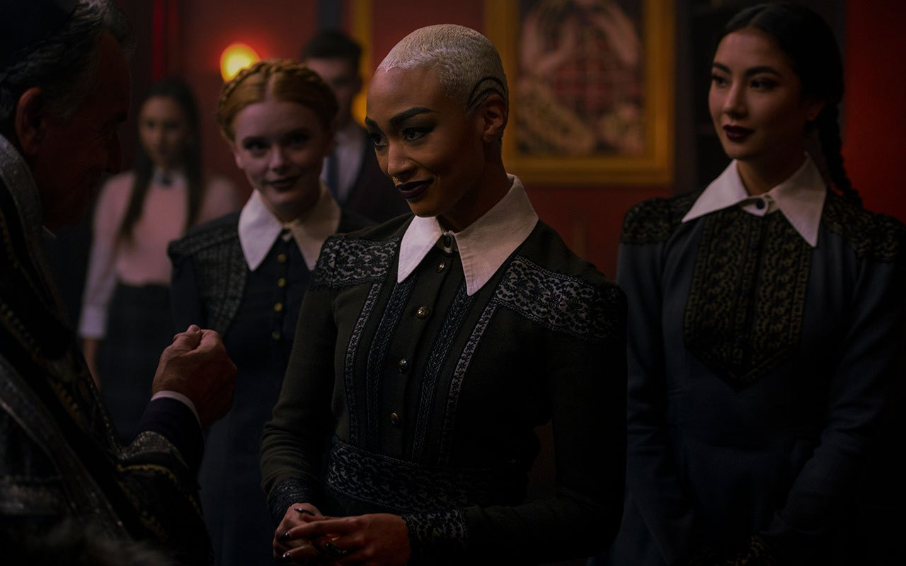 Chilling Adventures of Sabrina - Blackwood