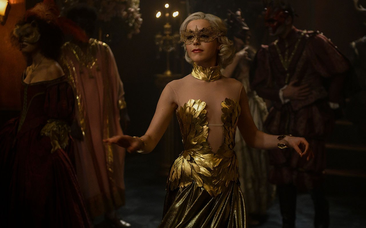 chilling adventures of sabrina - the mephisto waltz