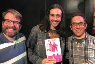 comic book club james emmett