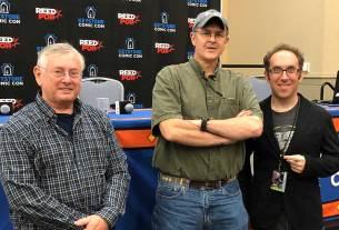 Keystone Comic Con X-Men Through The Ages Bob McLeod and Rick Leonardi